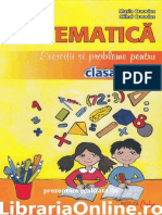 Matematica Exercitii Si Probleme Pentru Clasa a IV A