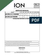 Denon  AVR - X1100W.pdf