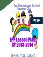 EPP 5 Lesson Plan