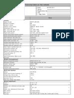 Especificaciones Sssangyong Rexton 2.7 Xdi Cr