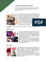 5 Tendencias de Diseño en El 2015