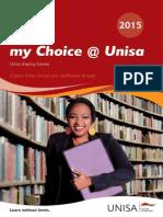My Choice Unisa 2015