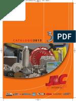 Catalogo de partes 30 Años Jlc
