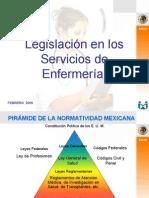 Legislacion en Enfermeria´Feb. 2009