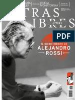 El diario inédito de Alejandro Rossi | Índice Letras Libres No. 200