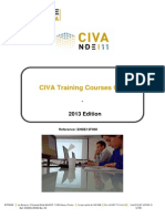 CIVA Training Catalogue 2013