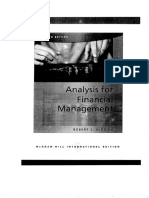Robert C. Higgins-Analysis for Financial Management -McGraw-Hill Irwin (2009)