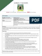 Chef Depart i e Job Description