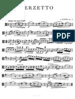 Dvorák-Terzetto-B-148-Op-74- Viola