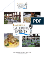 Larkin's Catering & Events Guide
