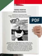Tomas Merton. Divino Descontento