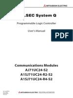 AJ71UC24 R2(4) S2 User's Manual