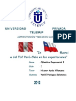 Caratula Universidad Privada Telesup