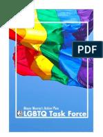 Mayors Action Plan LGBTQ Task Force
