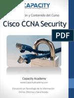 Bochure Curso CCNA Security Capacity