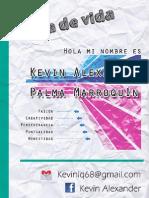 Kevin Palma Hoja de Vida