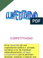 Competitividad en las empresas 2015