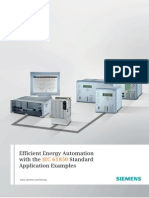 Efficient Energy Automation With IEC 61850 Standard Application Example