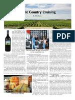 Wine Country Cruising