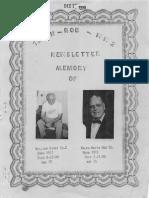 724th ROB Reunion Newsletter Dec 1990