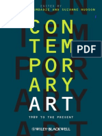 Alexander Dumbadze Suzanne Hudson Contemporary Art 1989 to the Present 1 1