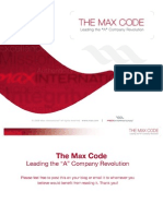 The MAX CODE