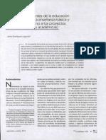 Las reformas recientes de la educación en méxico.pdf
