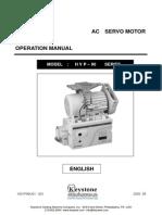 HVP 90 Manual