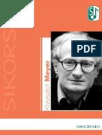 Krzysztof Meyer biography