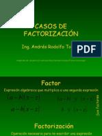 Factorizacion - ART