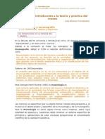 Alonso Fernández. Museología. Introducción a La Teoría y Práctica Del Museo (Resumen)
