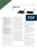 DS TimeProvider1000 1100