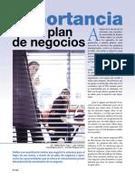 5. Importancia Del Plan de Negocios