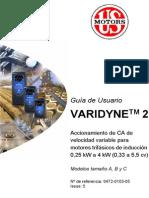 Varidyne2 AtoC GSG Iss5 Spanish