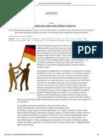 Alemania Necesita Más Debate Interno _ Opinión _ EL PAÍS