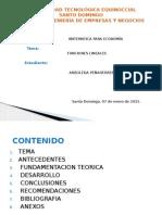Funciones Lineales (aplicaciones)