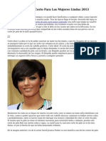 60 Cortes De Pelo Corto Para Las Mujeres Lindas 2013