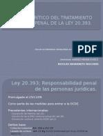 Tratamiento Procesal de Lay 20.393