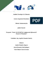 Prereporte OPAMP Diferencial & Puente de Wheatstone