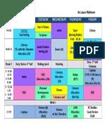 timetable t3 v2
