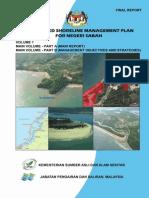 Integrated Shoreline Management Plan Volume 1 Part a B