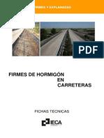 Firmes Hormigon Carreteras