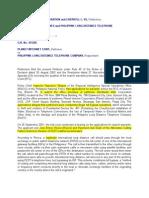 Worldwide Web Corporation vs Pldt