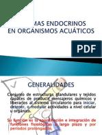 Sistema Endocrino en Peces y Crustáceos