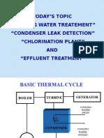 Circulating Water Mtce Ts2