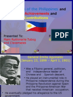 1Presidents of the Philippines and Their Achievements And