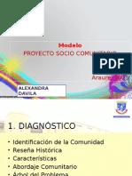Modelo Proyecto Sociocomunitario