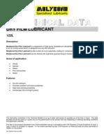 Molybond Dry Film