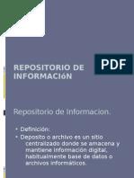 Repositorio de Información
