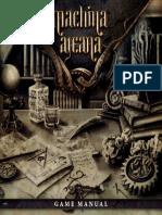 Machina Arcana Manual v1.0 English